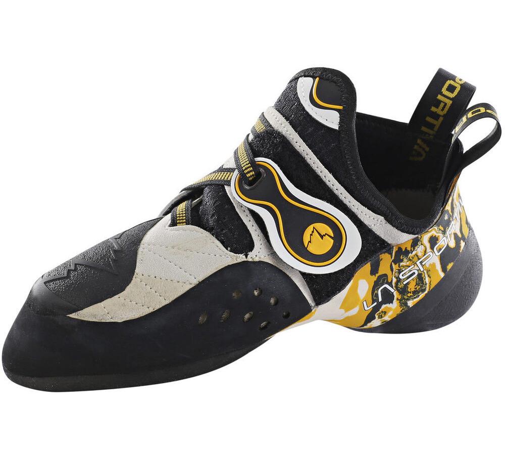 Zapatos blancos La Sportiva Solution para hombre lY66Wh